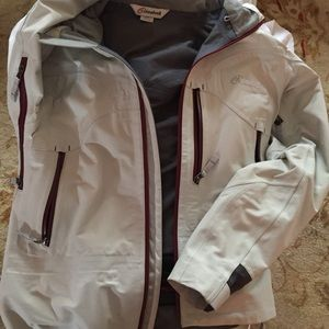 Jackets & Blazers - Cloudveil Gortex Parka Small